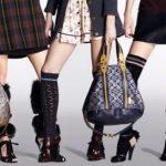 Una donna e la sua borsa