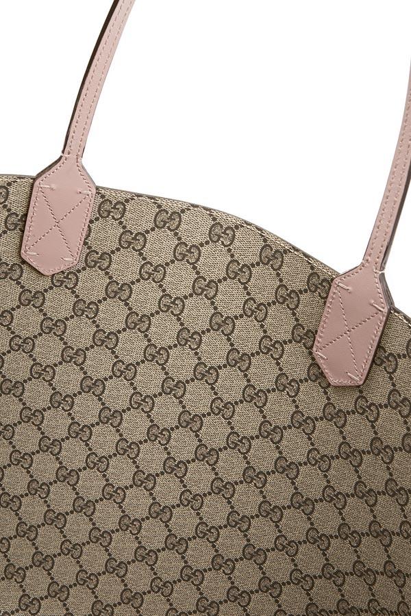 1523add82b Borsa shopper Gucci in pelle GG revesibile 2015 Prezzo e dimensione modello  originale