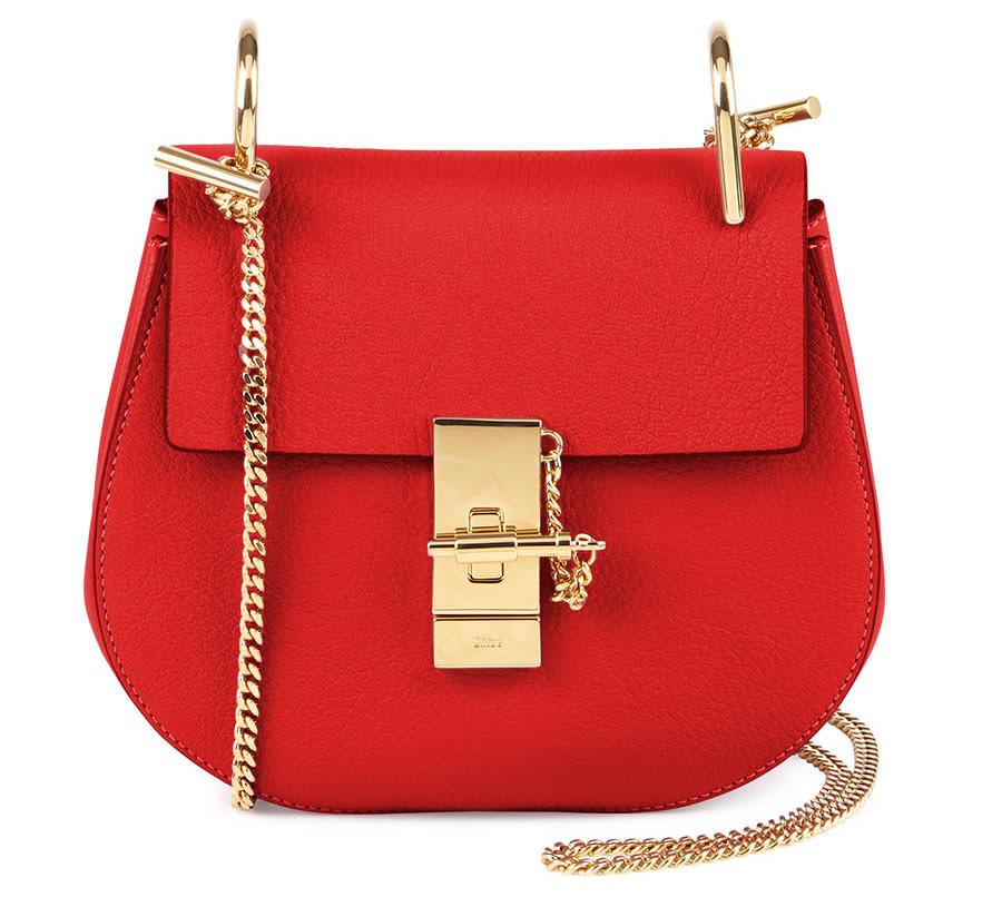 Classica, ma seducente: è la Drew Bag di Chloé