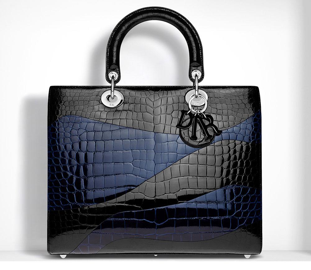 Christian-Dior-Crocodile-Large-Lady-Dior-Bag