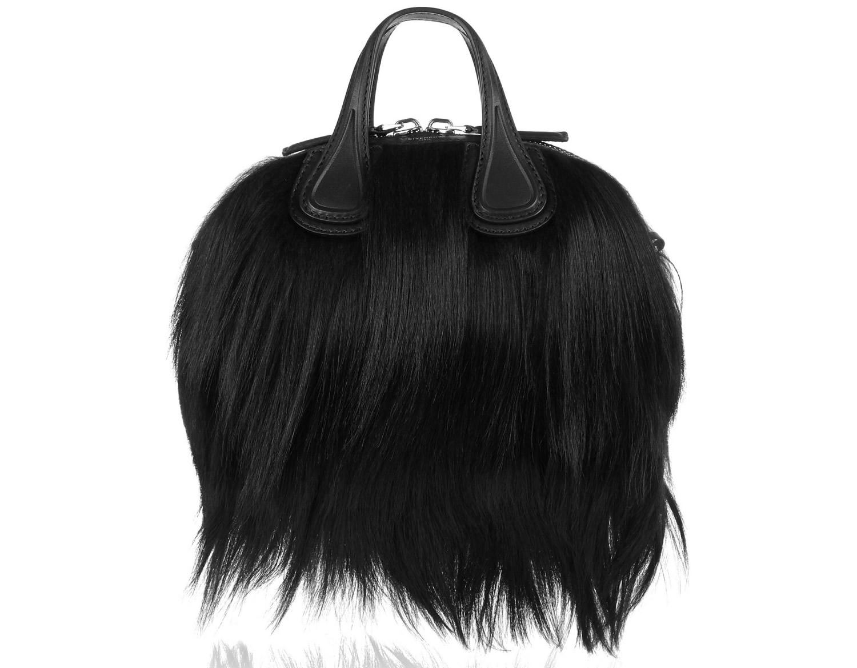 La Nightingale bag in pelo di capra firmata Givenchy: too strong!