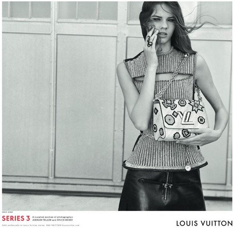 La nuova campagna adv Louis Vuitton autunno 2015: tra tradizione e innovazione