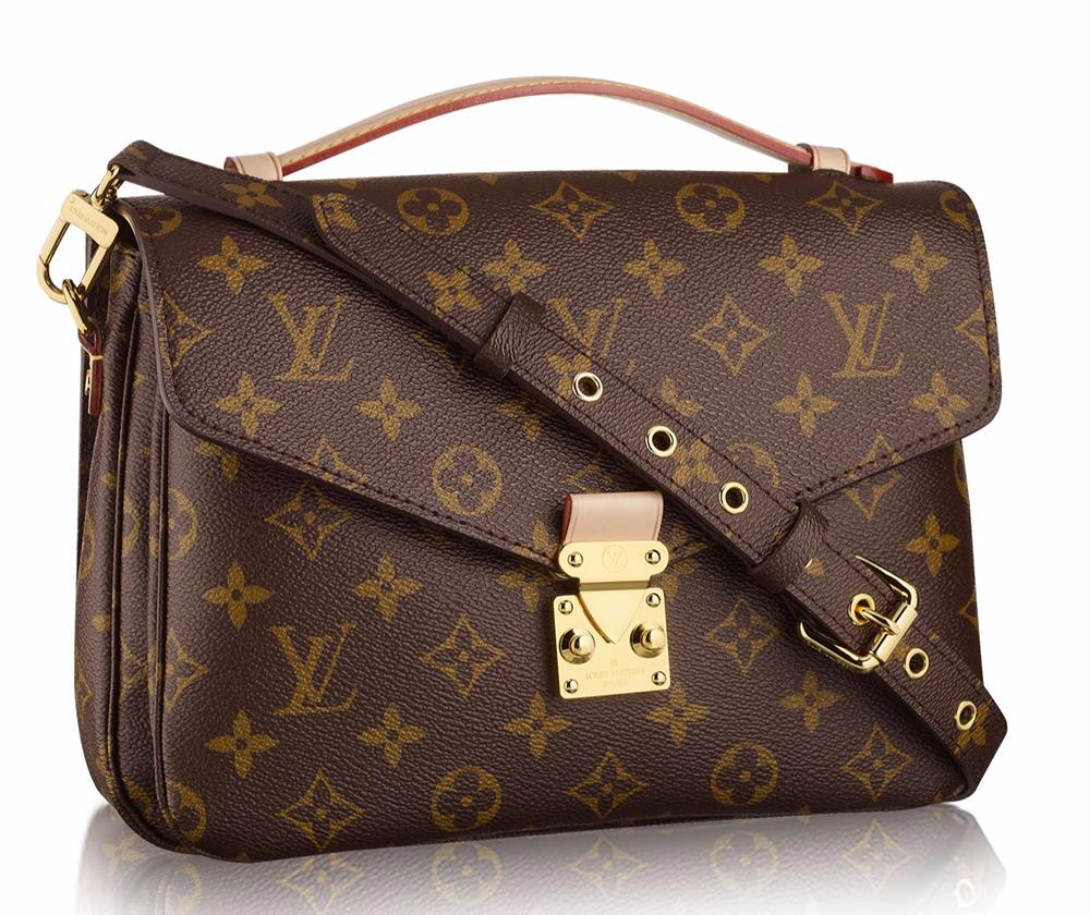 Da Louis Vuitton e Gucci una primavera all'insegna delle logo bags