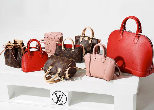 Eleganza in formato mini: la collezione Nano di Louis Vuitton