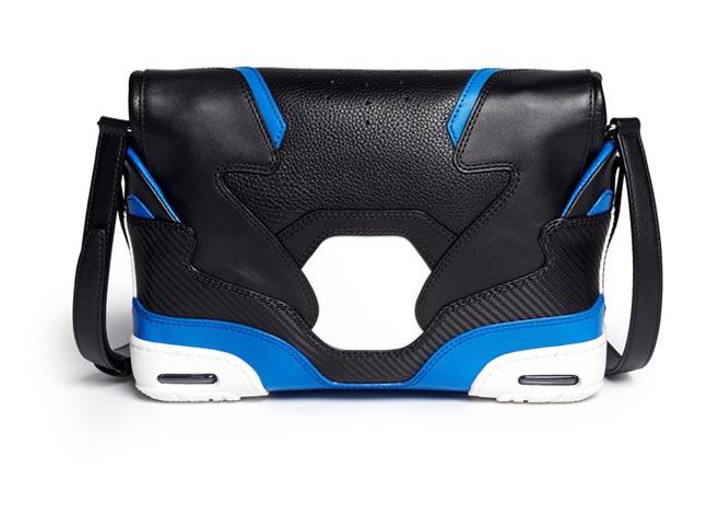 5574abf5b0 Borsa a tracolla sportiva Alexander Wang - Sneaker Large - 2015 ...