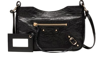 Handbag Balenciaga – Borsa a mano in pelle nera