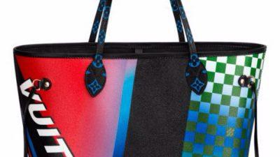 Hand bag Louis Vuitton Fashion Show Selection