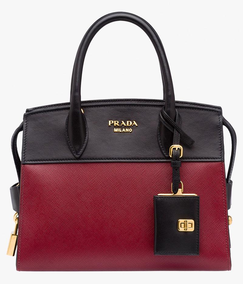 Prada Esplanade: la borsa che sta bene proprio con tutto!