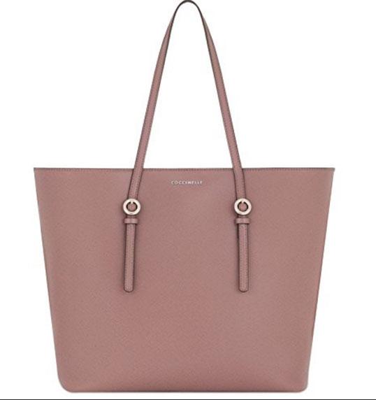 Bag Rosa Sotto Shopping Antico Coccinelle 150 Le Borse Euro Firmate Bxww4qC