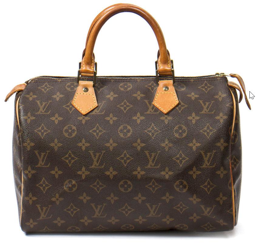 comprare popolare 392aa 4265c Occasione] Borse Vintage Louis Vuitton, Gucci, Chanel ...
