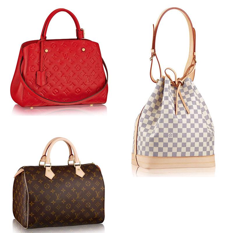Le 13 borse Louis Vuitton che ogni bagaholic vorrebbe avere nella sua cabina armadio