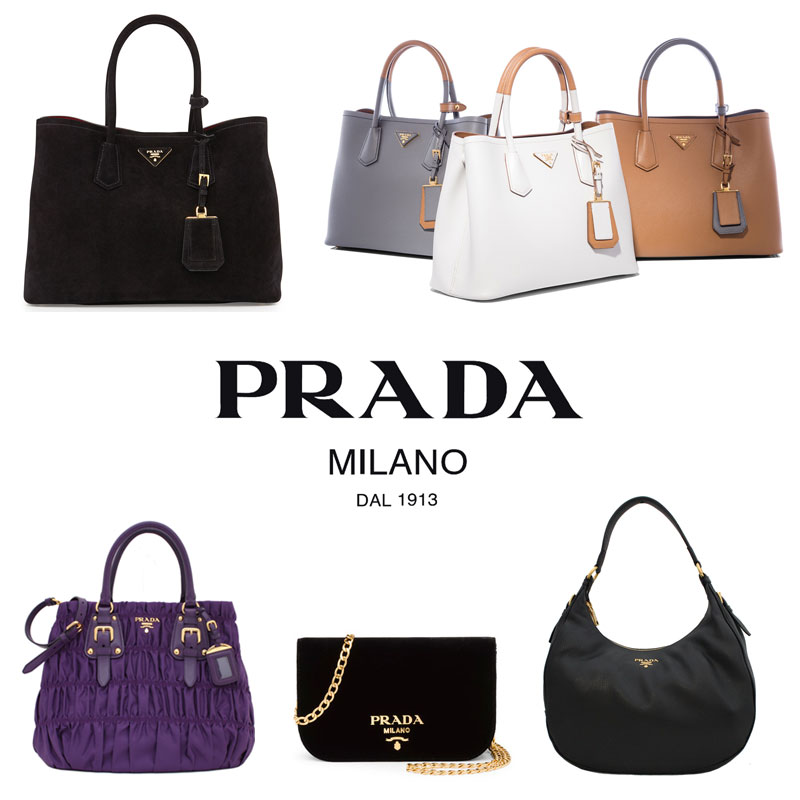 Prada Borsa in Saffiano Giallo Primavera Estate 2012