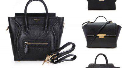 Luggage Tote Nano Céline: una borsa che tanti provano ad imitare