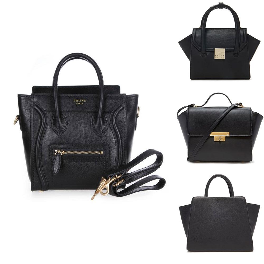 38a024099c Inspired Bag Luggage Tote Nano Céline: scopri prezzi e dove comprarla