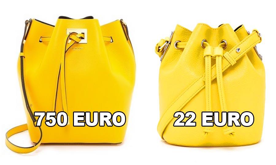 Inspired bag: secchiello Michael Kors