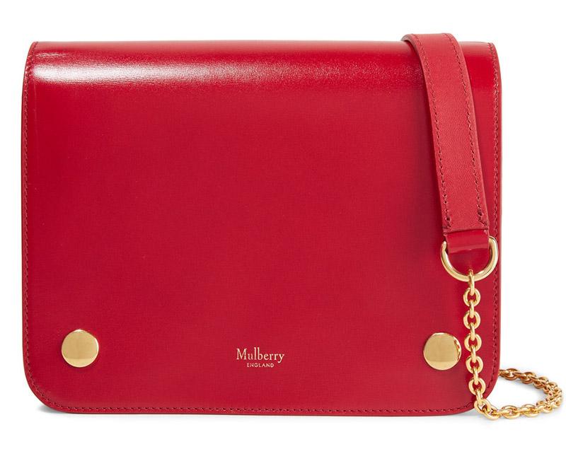 Borsa a spalla Shoulder bag Mulberry