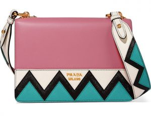 Shoulder Bag Prada Zig Zag