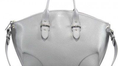 """Tote bag """"Legend"""" in pelle di vitello Alexander McQueen 2016"""