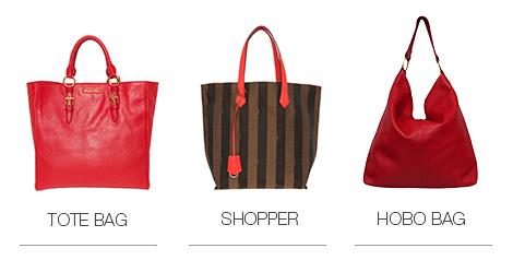 Hobo, Tote o Shopper? La guida alle borse a mano (I)