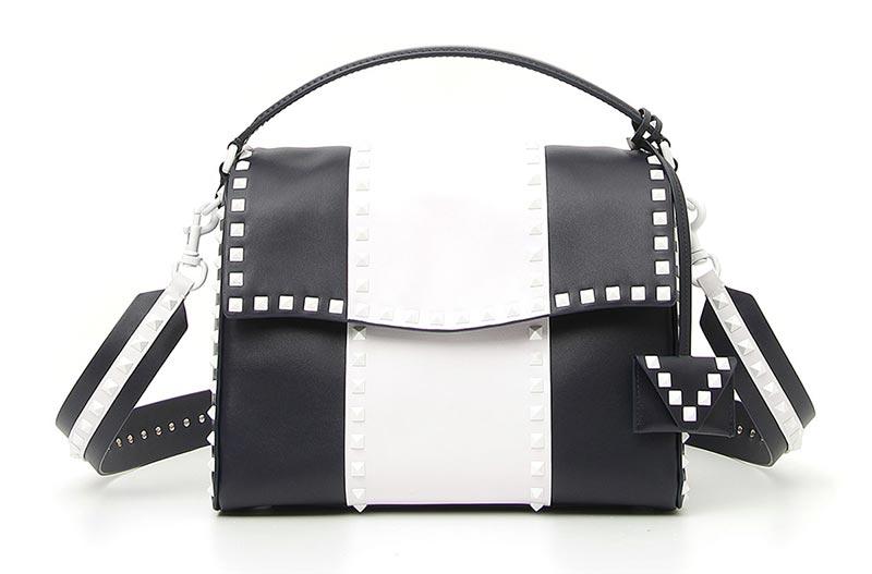 Valentino Garavani leather bag Prezzo e dimensione modello originale 9e3a80ea19f