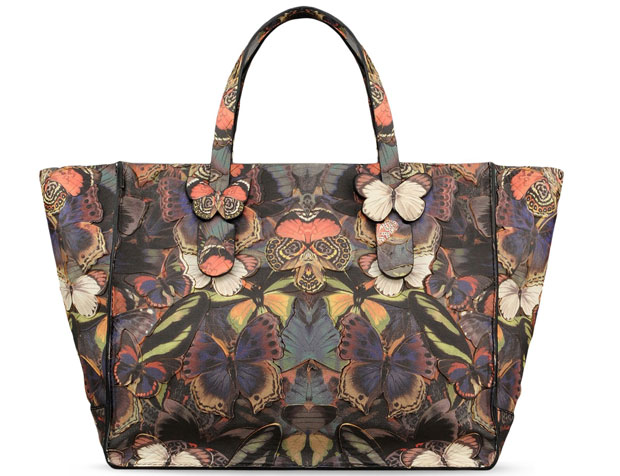 Shopper Bag Floreale Valentino – Camubutterfly 2014